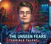 La fonctionnalité de capture d'écran de jeu The Unseen Fears: Terrible Talent