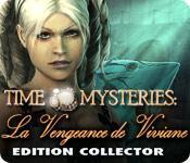 La fonctionnalité de capture d'écran de jeu Time Mysteries: La Vengeance de Viviane Edition Collector