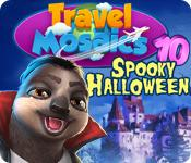 Feature screenshot game Travel Mosaics 10: Spooky Halloween
