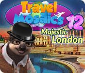 La fonctionnalité de capture d'écran de jeu Travel Mosaics 12:  Majestic London