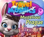 La fonctionnalité de capture d'écran de jeu Travel Mosaics 9: Mysterious Prague