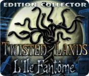 La fonctionnalité de capture d'écran de jeu Twisted Lands: L'Île Fantôme Edition Collector