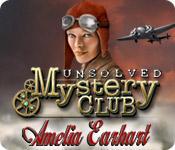La fonctionnalité de capture d'écran de jeu Unsolved Mystery Club: Amelia Earhart