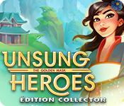 La fonctionnalité de capture d'écran de jeu Unsung Heroes: The Golden Mask Édition Collector