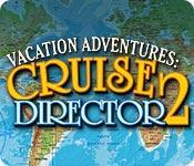 La fonctionnalité de capture d'écran de jeu Vacation Adventures: Cruise Director 2