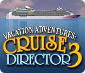 La fonctionnalité de capture d'écran de jeu Vacation Adventures: Cruise Director 3