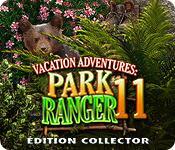 La fonctionnalité de capture d'écran de jeu Vacation Adventures: Park Ranger 11 Édition Collector