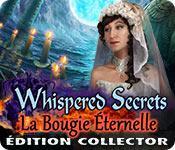La fonctionnalité de capture d'écran de jeu Whispered Secrets: La Bougie Éternelle Édition Collector