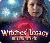 La fonctionnalité de capture d'écran de jeu Witches' Legacy: Nuit Envoûtante