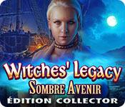 La fonctionnalité de capture d'écran de jeu Witches Legacy: Sombre Avenir Édition Collector