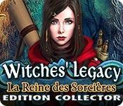La fonctionnalité de capture d'écran de jeu Witches' Legacy: La Reine des Sorcières Edition Collector