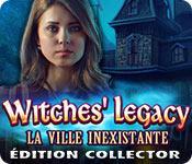 La fonctionnalité de capture d'écran de jeu Witches' Legacy: La Ville Inexistante Édition Collector