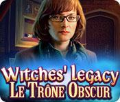La fonctionnalité de capture d'écran de jeu Witches' Legacy: Le Trône Obscur