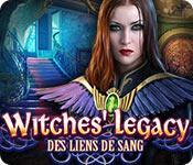 La fonctionnalité de capture d'écran de jeu Witches' Legacy: Des Liens de Sang