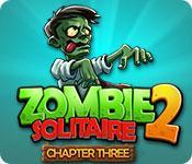 La fonctionnalité de capture d'écran de jeu Zombie Solitaire 2: Chapter 3