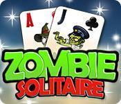 La fonctionnalité de capture d'écran de jeu Zombie Solitaire