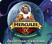 Funzione di screenshot del gioco 12 Labours of Hercules IX: A Hero's Moonwalk Collector's Edition
