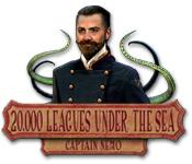 20,000 Leagues Under the Sea: Captain Nemo game play