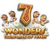 Funzione di screenshot del gioco 7 Wonders: Treasures of Seven