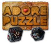 Funzione di screenshot del gioco Adore Puzzle