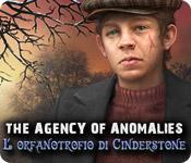 Funzione di screenshot del gioco The Agency of Anomalies: L'orfanotrofio di Cinderstone