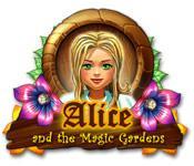 Funzione di screenshot del gioco Alice and the Magic Gardens