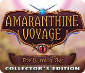 Funzione di screenshot del gioco Amaranthine Voyage: The Burning Sky Collector's Edition
