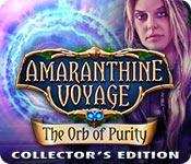 Funzione di screenshot del gioco Amaranthine Voyage: The Orb of Purity Collector's Edition