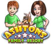 Funzione di screenshot del gioco Ashton's Family Resort