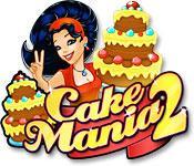 Funzione di screenshot del gioco Cake Mania 2