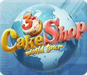 Funzione di screenshot del gioco Cake Shop 3
