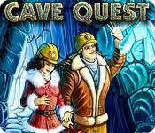 Funzione di screenshot del gioco Cave Quest