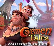 Funzione di screenshot del gioco Cavemen Tales Collector's Edition