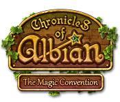 Funzione di screenshot del gioco Chronicles of Albian: The Magic Convention