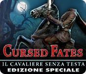 Funzione di screenshot del gioco Cursed Fates: Il cavaliere senza testa Edizione Speciale