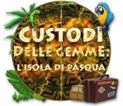 Funzione di screenshot del gioco Custodi delle gemme: L'Isola di Pasqua
