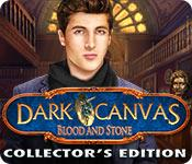 Funzione di screenshot del gioco Dark Canvas: Blood and Stone Collector's Edition