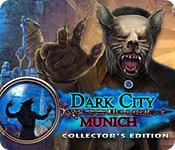Funzione di screenshot del gioco Dark City: Munich Collector's Edition