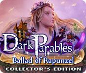 Funzione di screenshot del gioco Dark Parables: Ballad of Rapunzel Collector's Edition