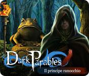 Funzione di screenshot del gioco Dark Parables: Il principe ranocchio