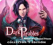 Funzione di screenshot del gioco Dark Parables: Portrait of the Stained Princess Collector's Edition