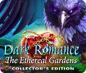 Funzione di screenshot del gioco Dark Romance: The Ethereal Gardens Collector's Edition