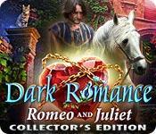 Funzione di screenshot del gioco Dark Romance: Romeo and Juliet Collector's Edition