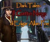 Funzione di screenshot del gioco Dark Tales: Il gatto nero di Edgar Allan Poe