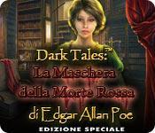 Funzione di screenshot del gioco Dark Tales: La Maschera della Morte Rossa di Edgar Allan Poe Edizione Speciale
