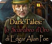 Funzione di screenshot del gioco Dark Tales: Lo Scarabeo d'Oro di Edgar Allan Poe
