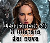 Feature screenshot game Department 42: Il mistero dei nove