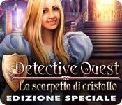 Funzione di screenshot del gioco Detective Quest: La scarpetta di cristallo Edizione Speciale