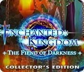 Funzione di screenshot del gioco Enchanted Kingdom: The Fiend of Darkness Collector's Edition