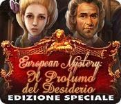 Funzione di screenshot del gioco European Mystery: Il Profumo del Desiderio Edizione Speciale